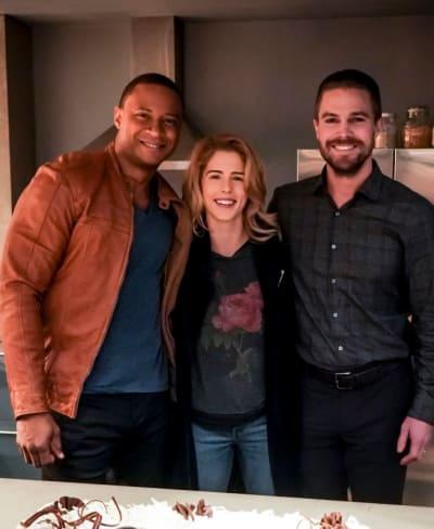 150  - Arrow Season 7 Episode 12