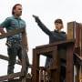 Jadis makes a move - The Walking Dead Season 7 Episode 16