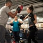 Fiona Turns to Boxing - Shameless Season 9 Episode 9