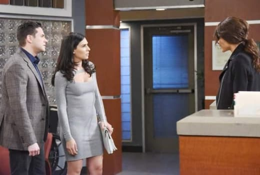 Lani Confronts Gabi - Days of Our Lives