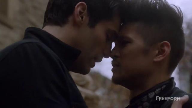 Magnus & Alec - Shadowhunters