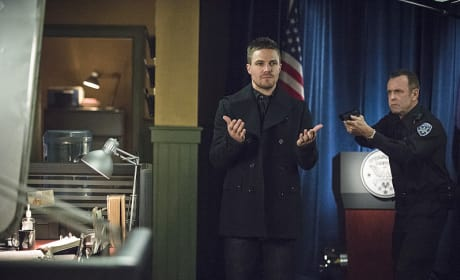 I Give Up - Arrow Season 3 Episode 18