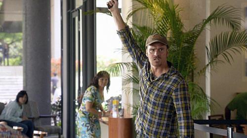 Balthazar Getty on Hawaii Five-O
