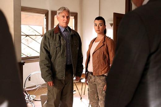 Ziva With Gibbs