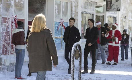 Not in the Spirit? - The Vampire Diaries Season 7 Episode 9