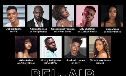 Fresh Prince of Bel-Air Reboot Announces Cast: Who's Playing Aunt Viv and Uncle Phil?