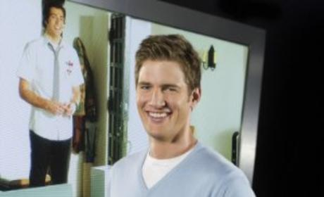 Ryan McPartlin as Captain Awesome