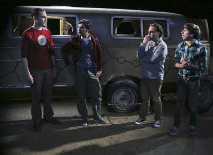 Watch The Big Bang Theory Season 9 Episode 3 Online
