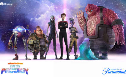 Star Trek: Prodigy -- Meet the Crew and FIRST IMAGES