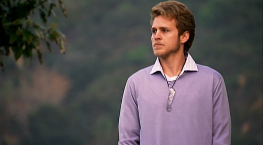 Spencer in Lavender