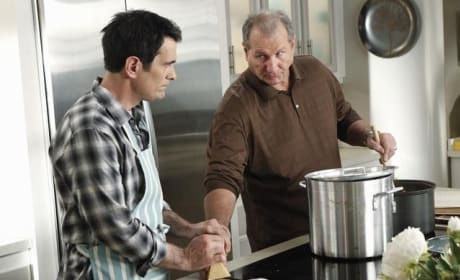 Jay and Phil Cook