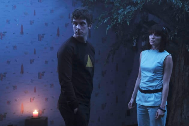 David Finds Amy - Legion Season 1 Episode 5
