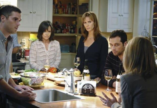 Walker Family Dinner