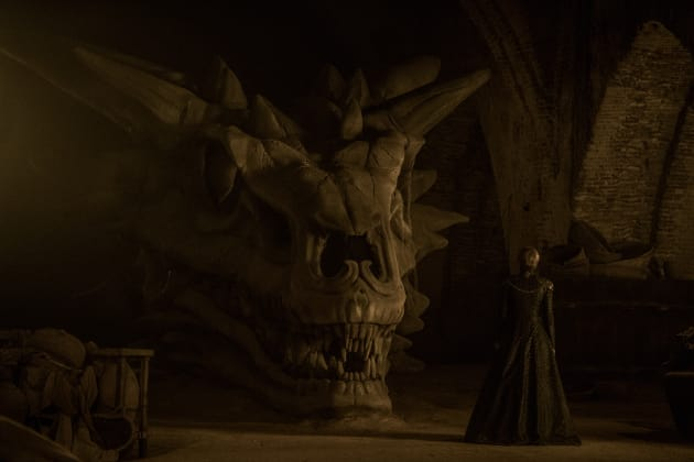 A Dead Dragon - Game of Thrones Season 7 Episode 2