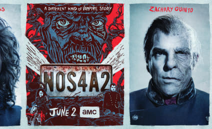 N0S4A2: AMC Releases Another Look and Key Art for Upcoming Supernatural Series