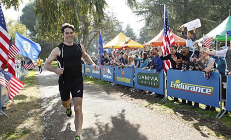 Hotch on the Run