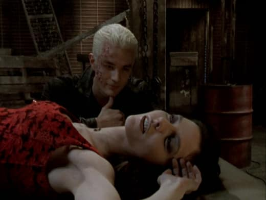 See The Stars - Buffy the Vampire Slayer Season 2 Episode 14