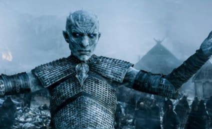 Game of Thrones' Night King Actor Breaks Silence On Battle of Winterfell Conclusion