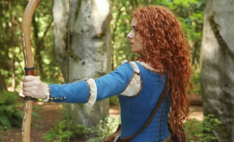 Bow and Arrow - Once Upon a Time Season 5 Episode 1