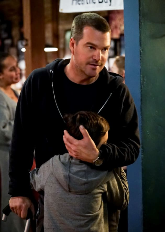 Welcome Reunion - NCIS: Los Angeles Season 10 Episode 19