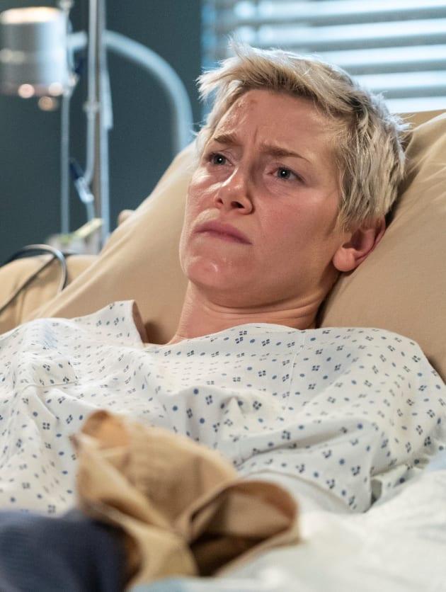Taking Care of  Mom - Tall - Grey's Anatomy Season 15 Episode 18