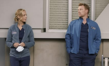Grey's Anatomy Spoilers: Will Owen Forgive Teddy?
