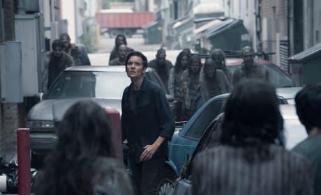 Good News - Fear the Walking Dead Season 4 Episode 16