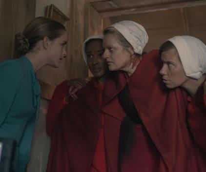 The Handmaid's Tale Season 4 Episode 1 - TV Fanatic