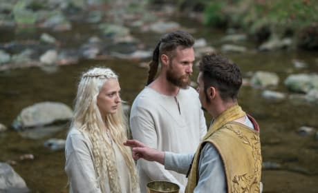 Baptized Horizontal - Vikings Season 5 Episode 13
