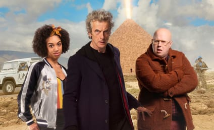 Doctor Who Season 10 Episode 8 Review: The Pyramid at the End of the World