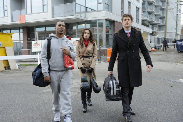 Ben Works With Kate & a Rival Attorney