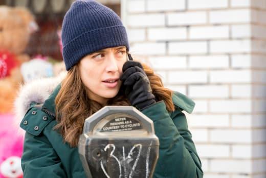 Burgess is Suspicious - Chicago PD Season 5 Episode 13