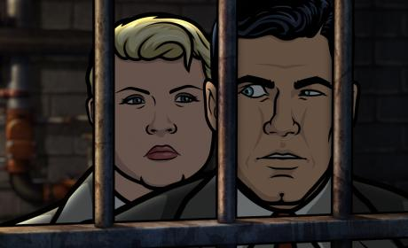 Escaping From Jail - Archer