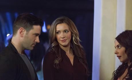 Happy Trio - Arrow Season 3 Episode 14