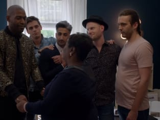 Emotional Goodbyes - Queer Eye