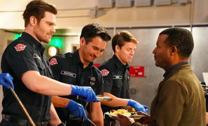Station 19 Season 3 Episode 14 Review: The Ghosts That Haunt Me