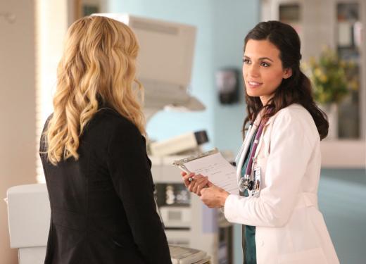 Dr. Fell on Vampire Diaries