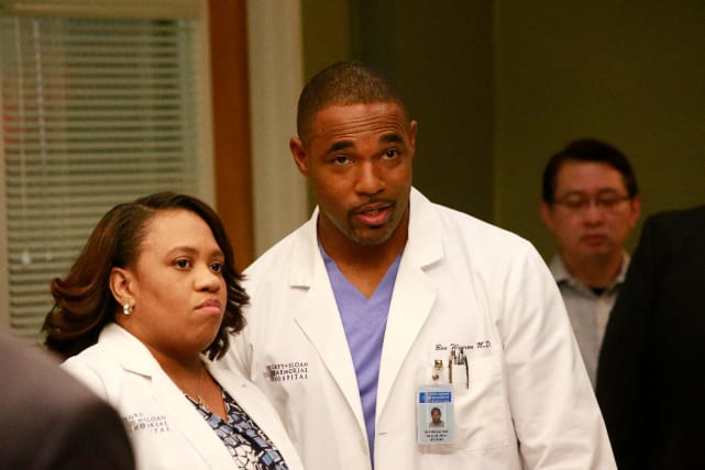 Say What? - Grey's Anatomy Season 13 Episode 21