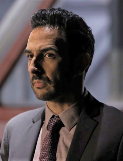 Controlling the Mayhem. - The Blacklist Season 8 Episode 20