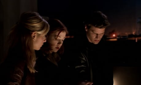 Mission Impossible - Buffy the Vampire Slayer Season 3 Episode 19