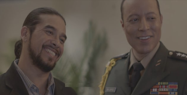 Boaz and Cortez - Queen of the South Season 3 Episode 3