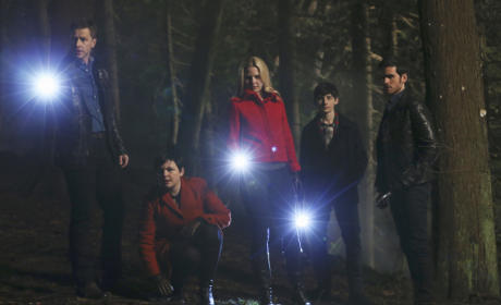 Despite Her Misgivings - Once Upon a Time Season 4 Episode 18