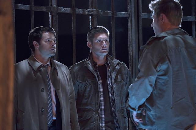 Showdown with Lucifer - Supernatural Season 11 Episode 10