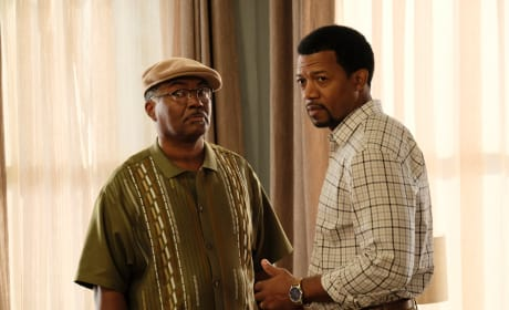 Fatherly Woes - Cloak and Dagger Season 1 Episode 8