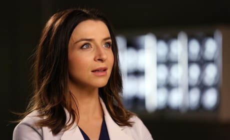 Amelia at the Hospital - Grey's Anatomy Season 11 Episode 8