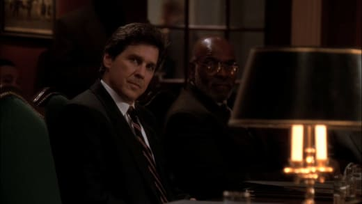 Humiliated - The West Wing Season 1 Episode 8