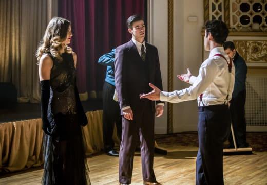 Performance Notes - The Flash Season 3 Episode 17