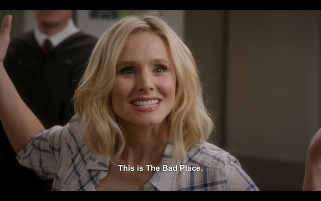 The Good Place is The Bad Place!