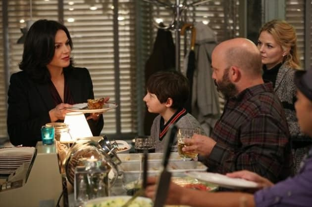 A Welcome for Regina?