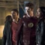 Flanked by Wests - The Flash Season 2 Episode 23